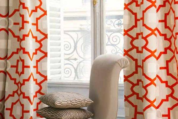 le bon tissu pour mes rideaux sur mesure