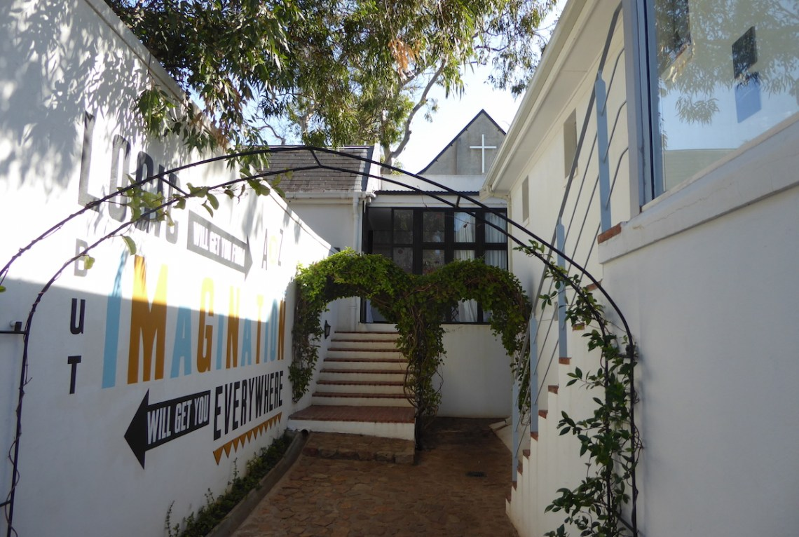 Kapstadt Studio Eingang | aufmerksam reisen