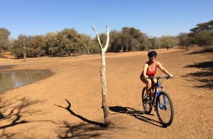Suedafrika-Kruegerpark-Mountainbike_Elke