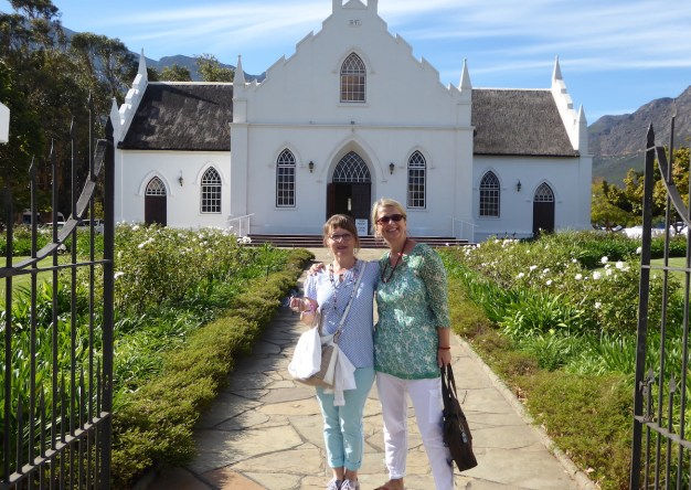 Winelands_Kirche_Maedels