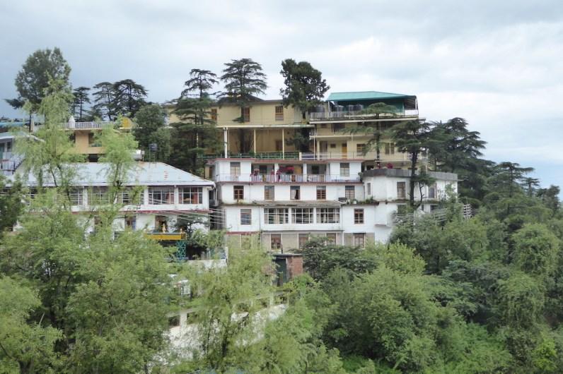 Dharamsala_Tempel