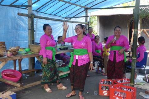 Bali-Hochzeit-Kueche