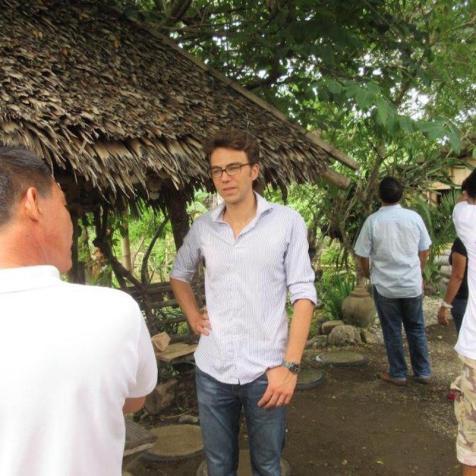 Philippinen-Abaca-Matthias-Bauern