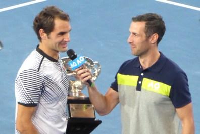 AUSopen-Federer-Interview