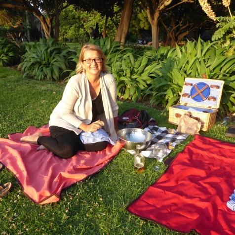 Australien-Melbourne-StKilda-Picknick