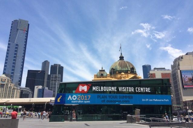 Australien-Melbourne-VisitorCenter