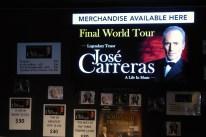 Australien-Musik-Carreras-Merchandising