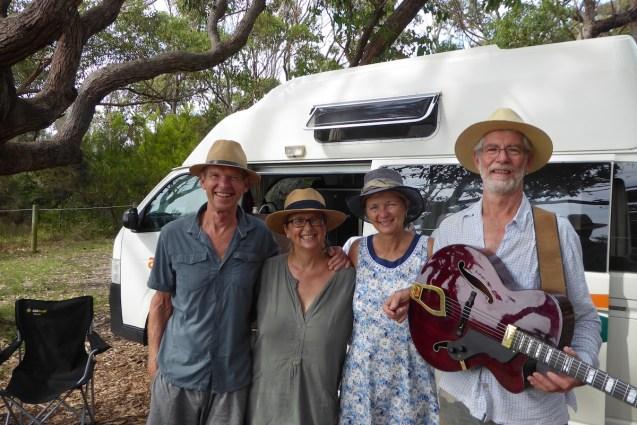 Australien-Camper-Melbourne-Sydney-Musik-Frank-Jane