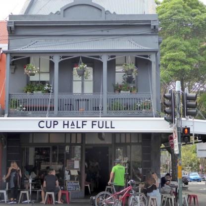 Australien-Sydney-Brickfield-Hill-Cafe-Cup