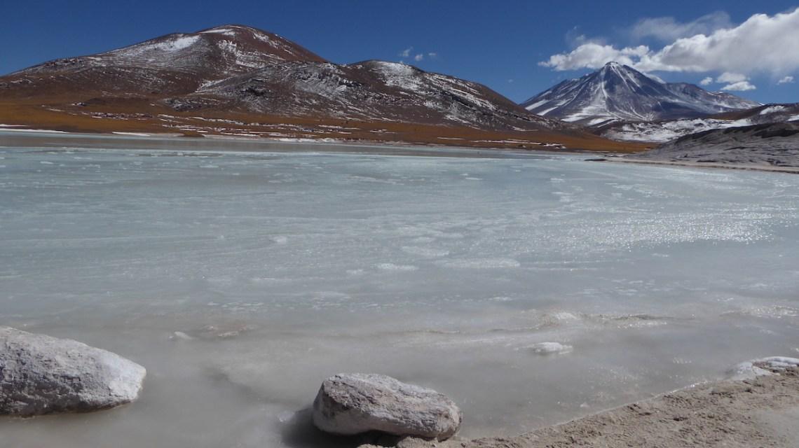 Chile Atacama AguasCalientes Vulkan | aufmerksam reisen