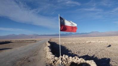 Chile-SalardeAtacama-Flagge