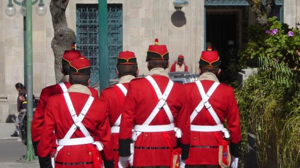 Bolivien-LaPaz-Garde
