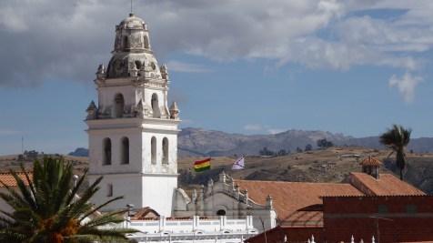 Bolivien-Sucre-Kathedrale