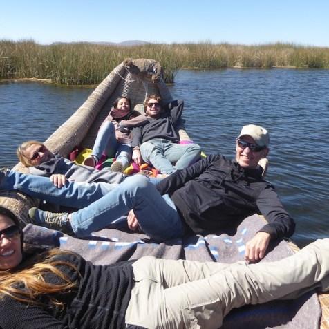 Peru-Titicacasee-Bootstour