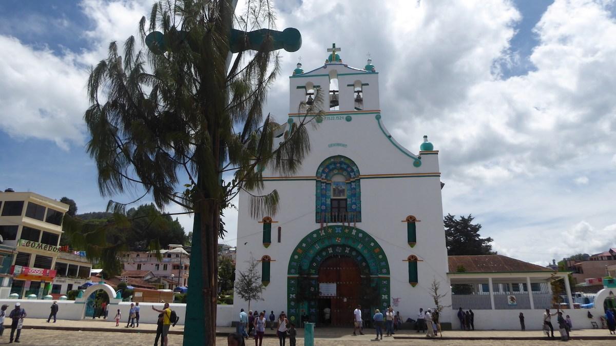 Kirche in San Cristobal de las Casas