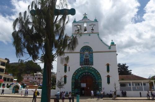 Mexiko Chamul Kirche slider | aufmerksam reisen