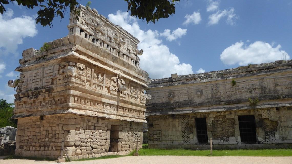 Mexiko ChichenItza Turm | aufmerksam reisen