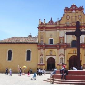 Mexiko-SanCristobal-Kathedrale