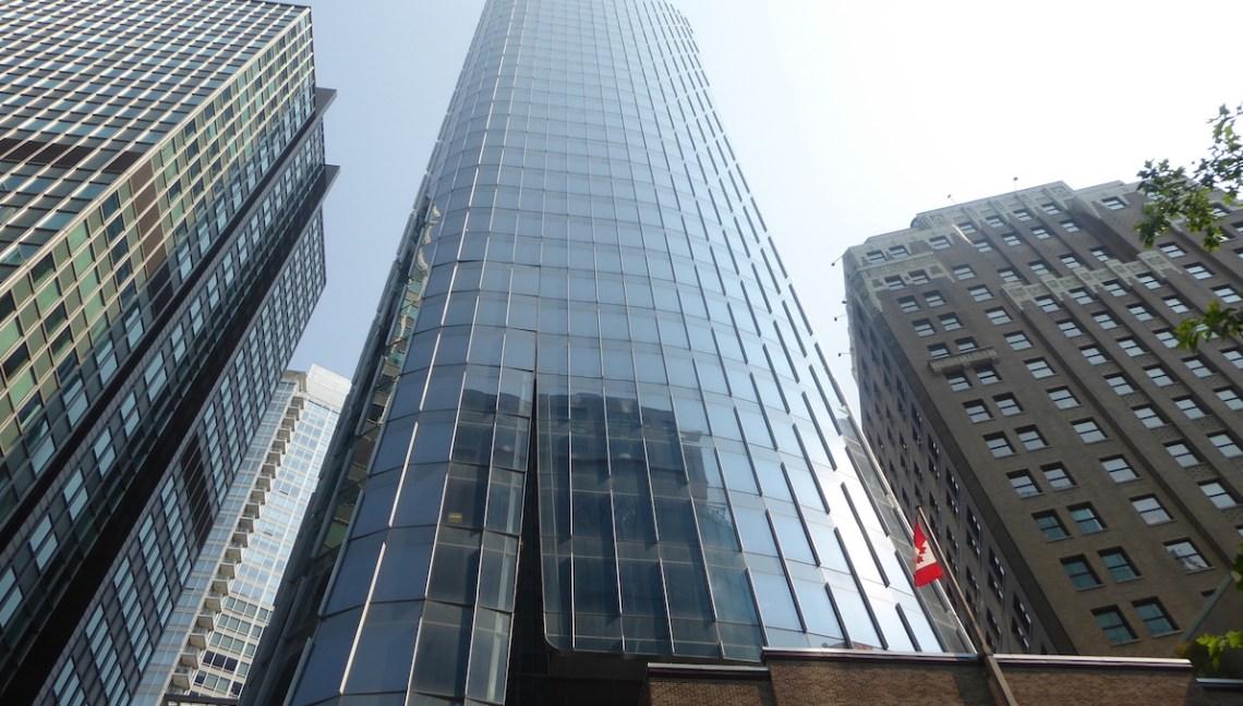 Kanada Vancouver Wunschaktion Bueroturm 2 | aufmerksam reisen