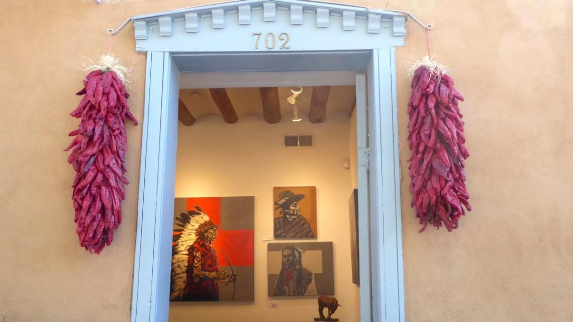 USA SantaFe tuerkis Galerie | aufmerksam reisen
