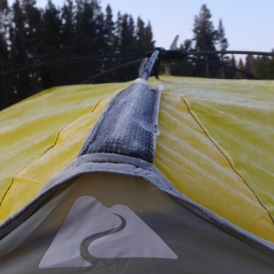USA-Yellowstone-Nationalpark-Zelt-Eis