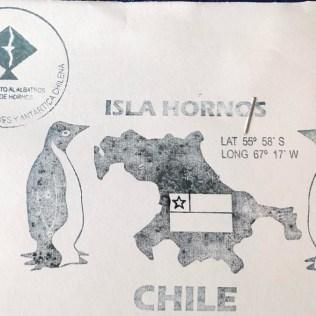 Stempel von Kap Hoorn