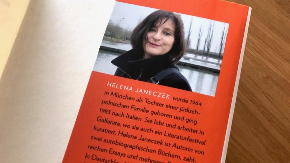 Bild der Autorin Helena Janeczek