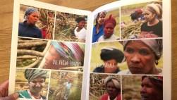 Weltreise-Magazin, Doppelseite Südafrika
