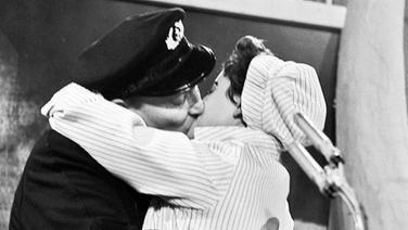 Dansk Melodi Grand Prix 1959: Der Kuss desTodes