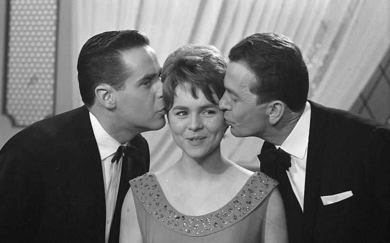 Nationaal Songfestival 1962: Katinka lacht und fällt bei Nacht in die Gracht