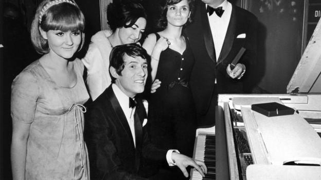 Concours Eurovision 1966: Seit wann nimmst Du denn zweiteWahl?