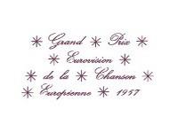 Logo des Eurovision Song Contest 1957
