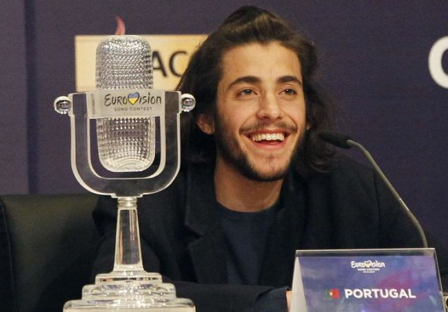Um dia de ilusão: Portugal gewinnt den Song Contest2017