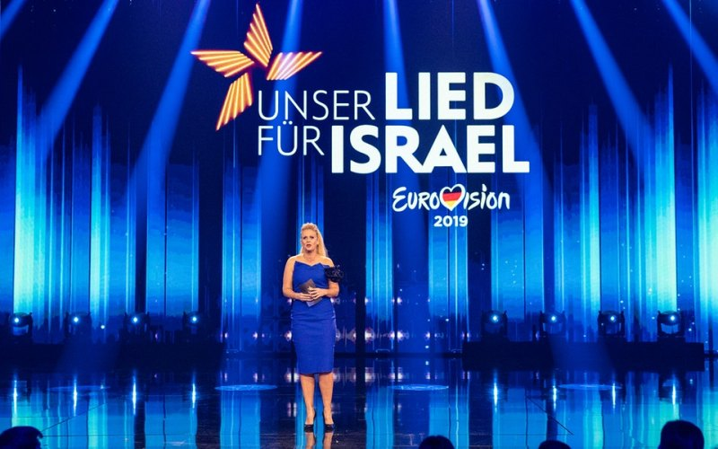 Unser Lied für Israel 2019: you smell like Schulte,again