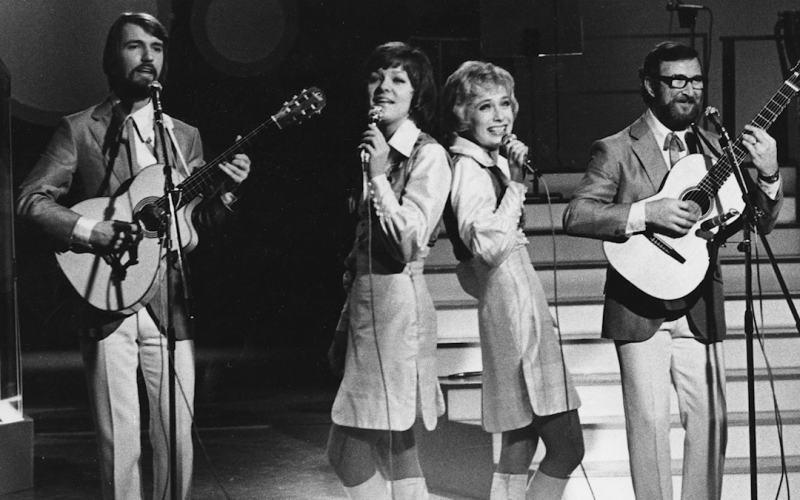 Melodifestivalen 1971: Ich hab ein anderes Paradies