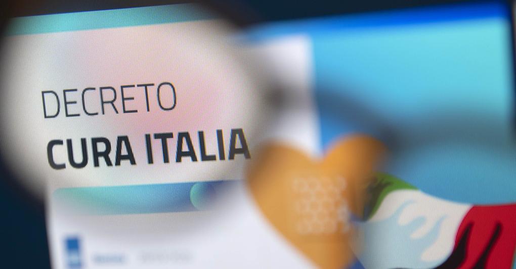 Cura Italia sospensione degli sfratti e delle procedure immobiliari
