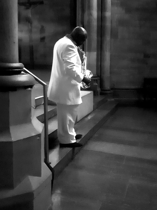 Holy Waters - Live Saxophone Sir Waldo Weathers