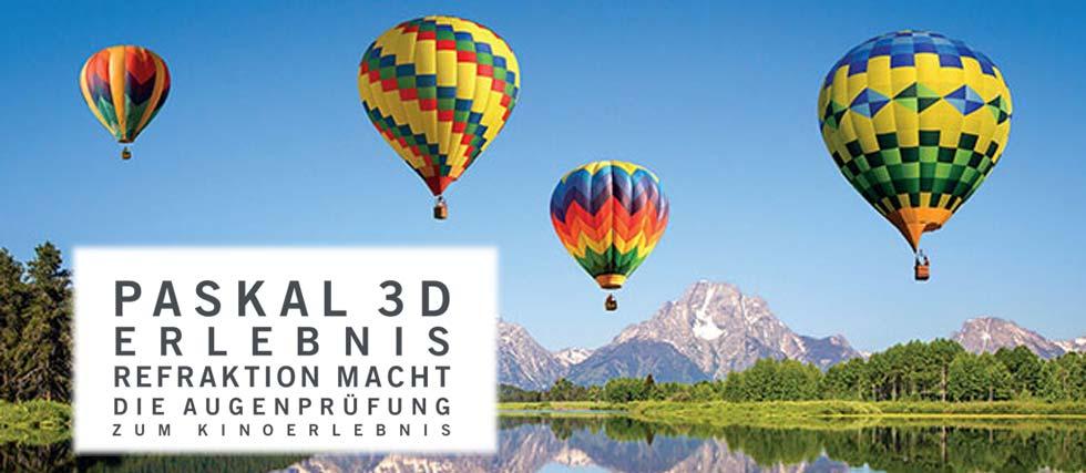 iPro, PasKal 3D, Sehtest, Visionix VX120, Augenoptik, Hillebrand, Recke, Augenheilkunde, Medizin, Gutes Sehen