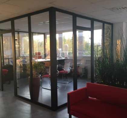 Notre nouveau siège social à CentrAlp