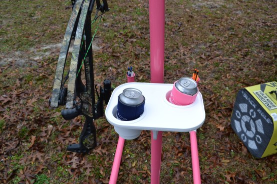 Bow Stand Drink Holder