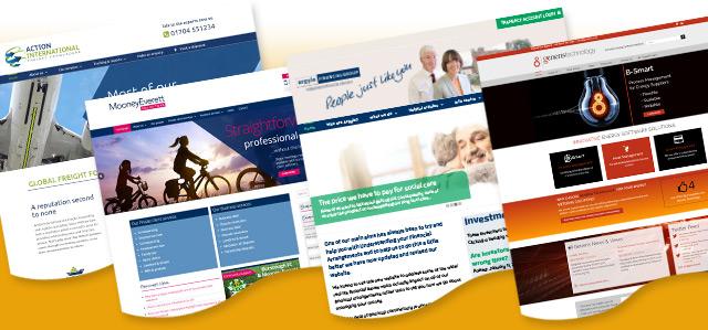 Georgia Design Associates web design service