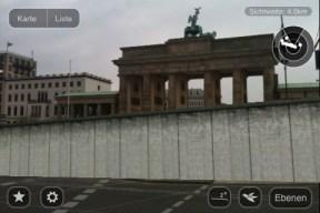 Layar :  le Mur de Berlin