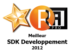 Le meilleur SDK de développement 2012
