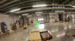 SAP & Vuzix expérience en entrepôt
