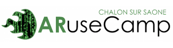 Logo ARuseCamp Chalon