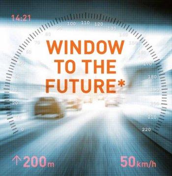 "Etude ""Windows to the Furture"" par Carglass"