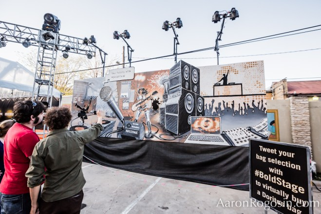 boldstage mural completed daylight