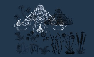 island-sketches