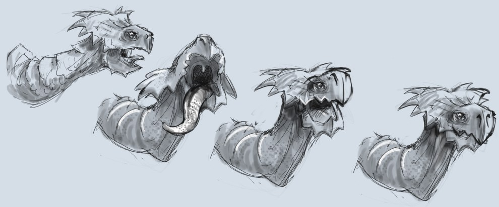 turtle head concepts