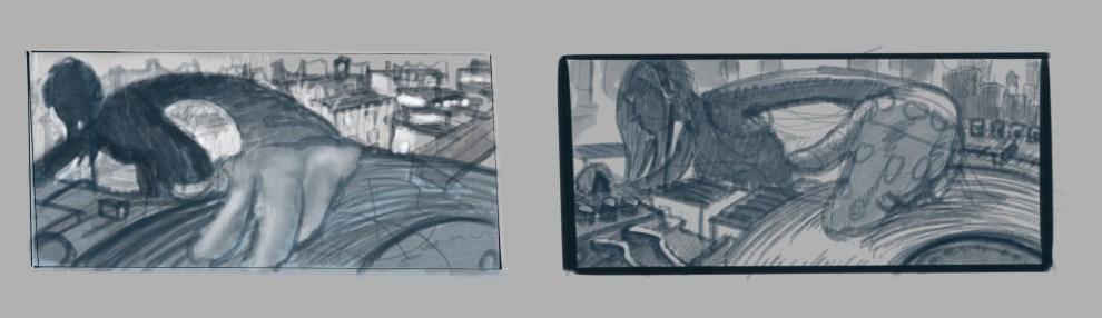 dj sketches